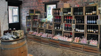boutique ferme du Vinage