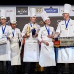 Laurent Lemal remporte le Bocuse d'Or France 2015